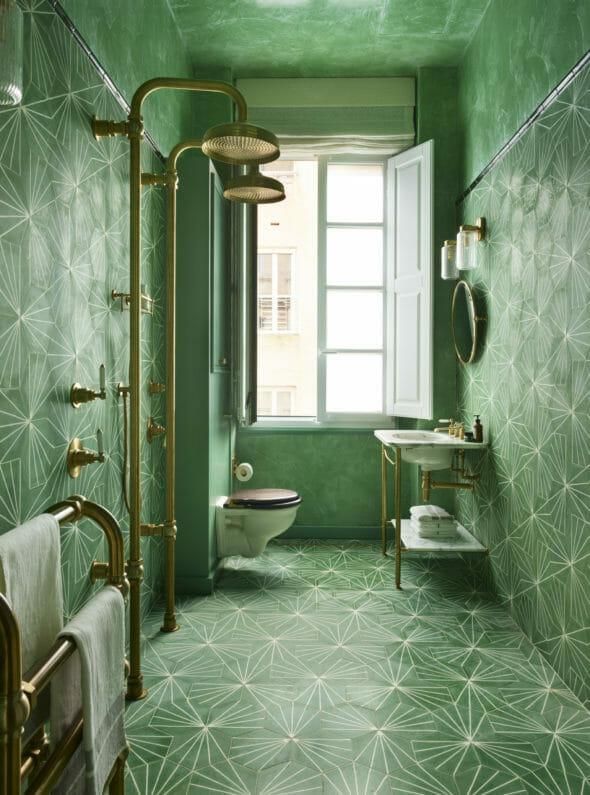 Art Nouveau Balluta Buildings - Image from Drummonds