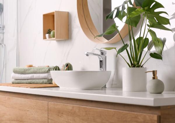 A Bathroom Orange Design Wishlist: Items To Admire